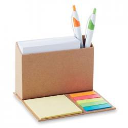 Archivador plegable con notas Recyclo holder