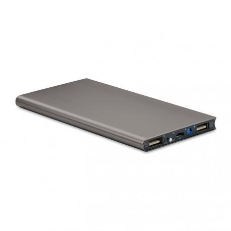 Power bank aluminio 8000mAh Powerflat8