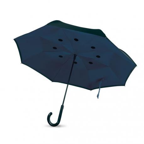 Paraguas reversible que se abre al revés con Ø 102 cm Dundee