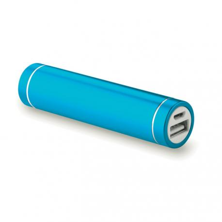 Power bank cilíndrico 2200mAh Powerovale