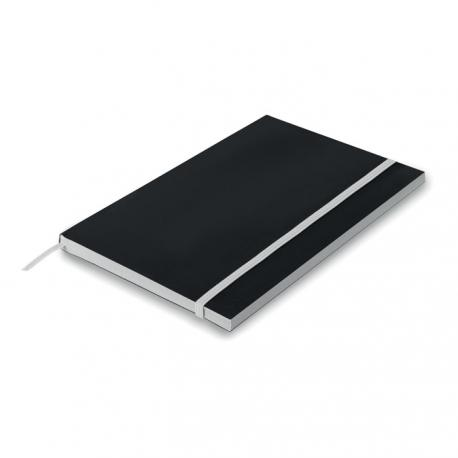 Libreta a5 con tapa de papel Black note