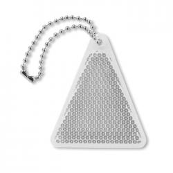 Llavero reflector forma triangular Catcht