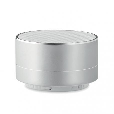 Altavoz bluetooth de aluminio Sound
