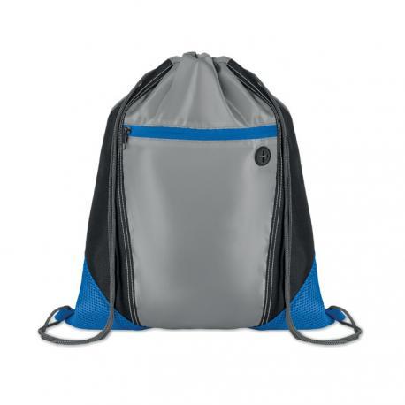 Bolsa de cuerdas 210d con maya Shoop grey