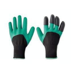 Set de guantes jardinería Draculo