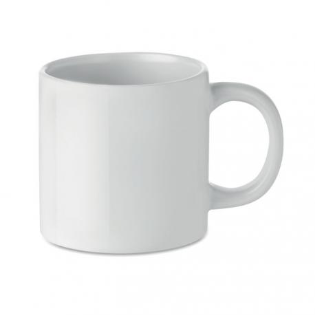Taza cerámica 200ml Mini sublim