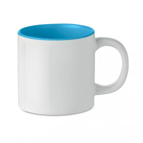 Taza cerámica 200ml Mini sublimcoly