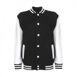 Sudadera niños 300 g m2 Junior varsity jacket fv002
