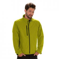 Softshell hombre 340 g m2 Soft shell jacket r-140m-0