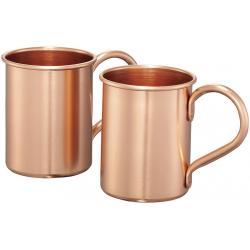 Set de regalo de tazas Moscow mule