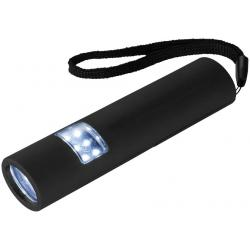 Linterna LED magnética, fina, llamativa y de agarre mini
