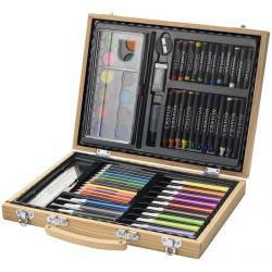 Set para colorear de 67 piezas