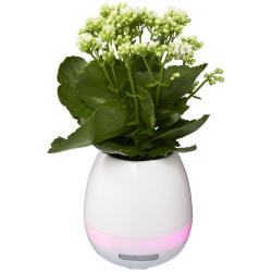 Altavoz con bluetooth® Green thumb flower pot