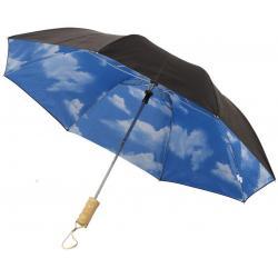 Paraguas diseño original de doble forro Blue skies
