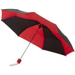 Paraguas bi-color de 3 secciones Spark