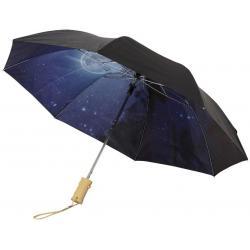 Paraguas doble forro con diseño Clear night sky