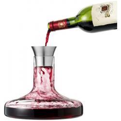 Set de decantador de vino Flow