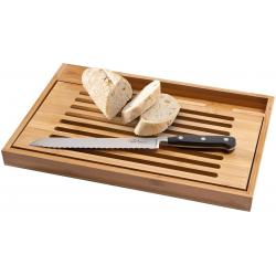 Tabla para cortar con cuchillo de pan Bistro