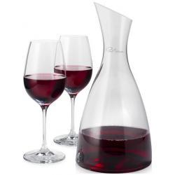 Decantador con 2 copas de vino Prestige