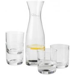 Botella con 4 vasos Prestige