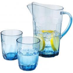 Jarra con 2 vasos