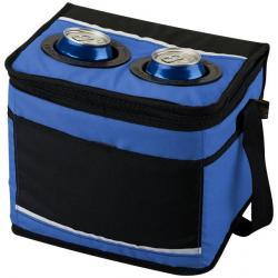 Bolsa isotérmica para 12 latas con bolsillos