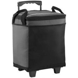 Bolsa isotérmica con ruedas para 32 latas