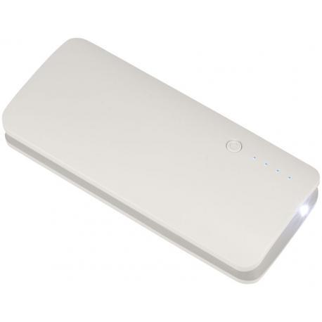 Batería externa con linterna 10000mAh Spare