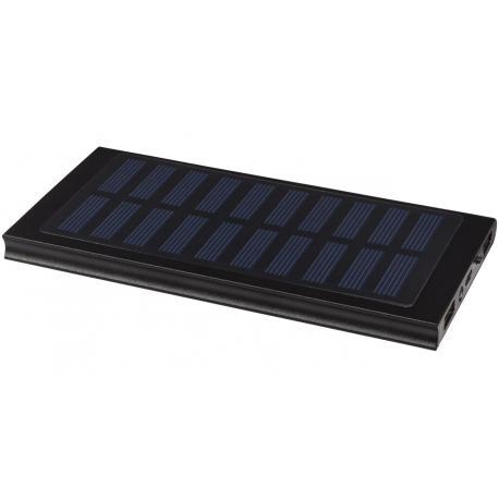 Batería externa solar con linterna led 8000mAh Stellar
