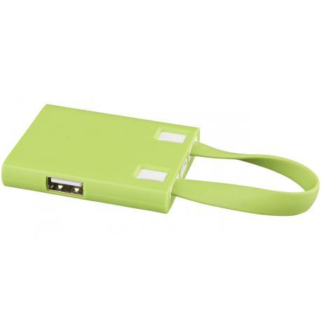 Hub de USB y cables 3 en 1