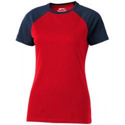 Camiseta de manga corta de mujer Backspin