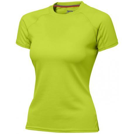 Camiseta cool fit de manga corta de mujer serve