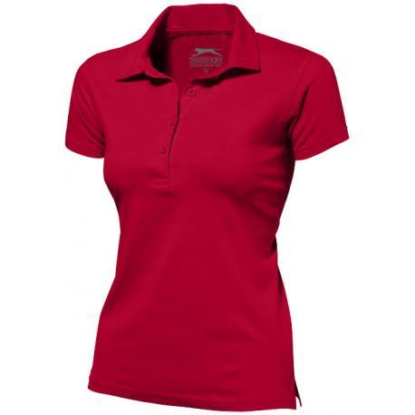 Polo de jersey de manga corta de mujer let  Ref.PF33103
