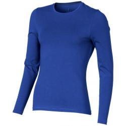 Camiseta de manga larga ecológica de mujer ponoka