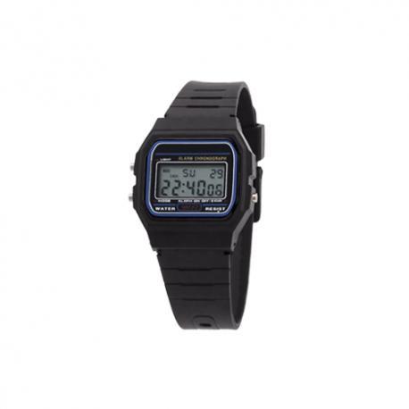 Reloj de pulsera digital con luz Kibol