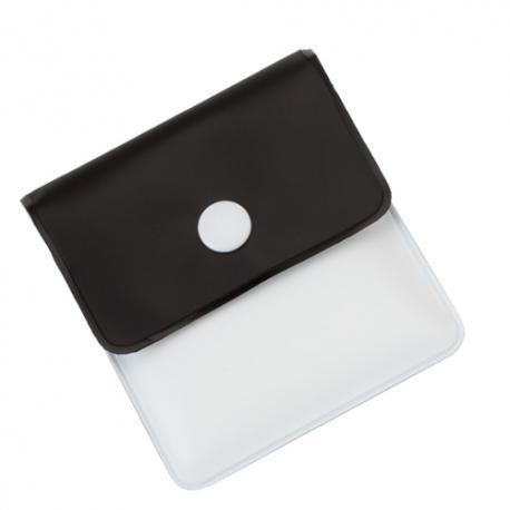 Cenicero de bolsillo Kyan con interior de aluminio