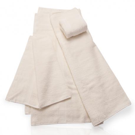 Set toallas 100% algodon de baño Crater