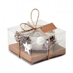 Portavelas navideño Bougie