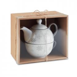 Juego de té navidad Sondrio tea