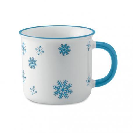 Taza de navidad vintage Sondrio mug