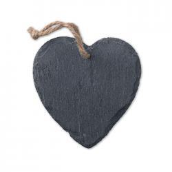 Pizarra de corazón navideño Slateheart
