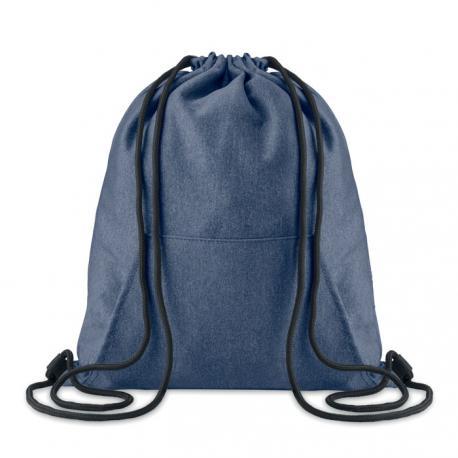Bolsa de cuerdas con bolsillo Sweatstring