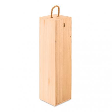 Caja de vino madera Vinbox