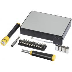 Caja de herramientas parthenon de 18 piezas
