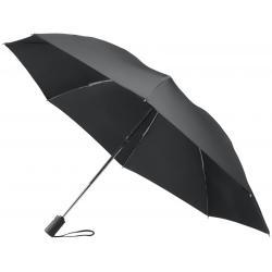Paraguas reversible de 3 secciones con apertura automática, de 23