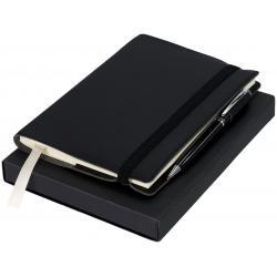 Cuaderno con set de bolígrafo de regalo