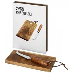 Set de regalo para queso de 2 piezas Nantes