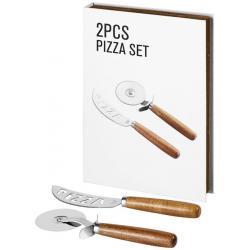 Set de regalo para pizza de dos piezas Nantes