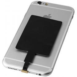 Receptor de carga inalámbrica para teléfonos ios