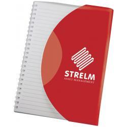 Cuaderno a5 de curve